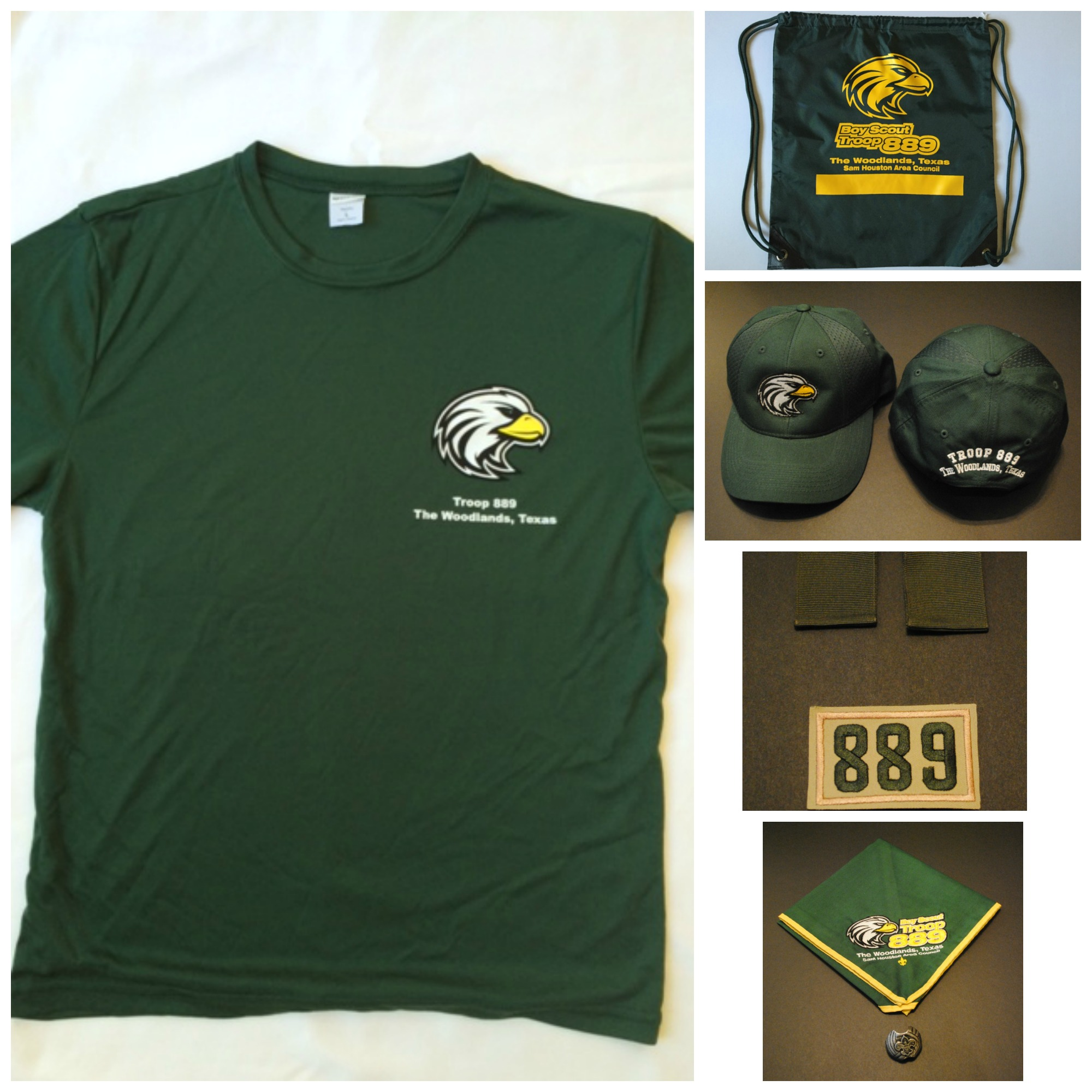 Troop Merchandise